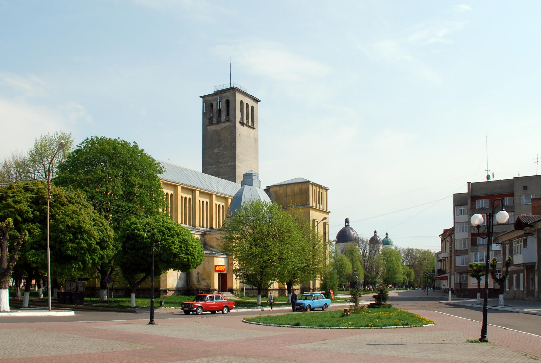Kościół RK w Sokalu